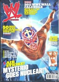 WWE-MAGAZINE JAN-11